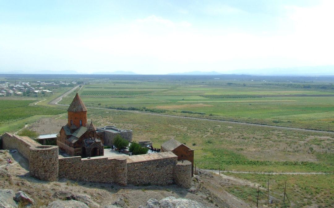 Kaukázusi útinapló IV. – Garni és Geghard